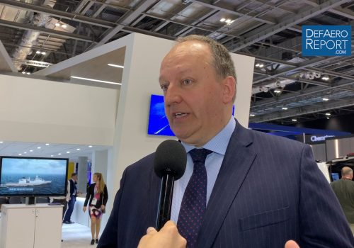 Babcock's Howie on Royal Navy's Type 31 Decision, Capabilities, Affordability