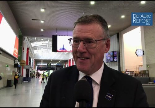 DSEI's Porter on Key Themes at 20th Anniversary Show