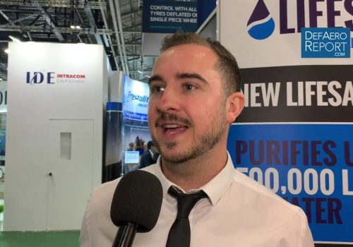 Icon's Clarke-Sullivan on Company's Innovative LifeSaver Scalable Water Purification System