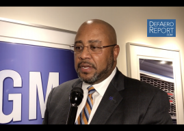 GM Defense's Albritton on Capabilities, Growth Strategy, Tech Investment