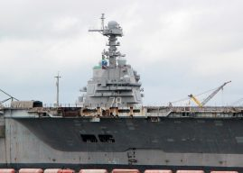 The Mysterious and Super-Secret USS Gerald R. Ford