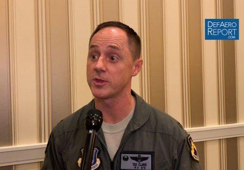 8th Fighter Wing's Clark on Life on Hair-Trigger Alert to Deter North Korea