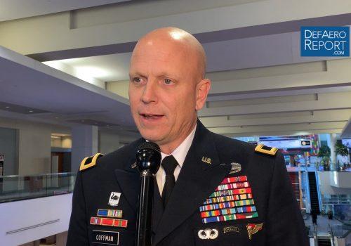 US Army's Coffman on Next-Generation Combat Vehicles, Autonomy, New Technologies