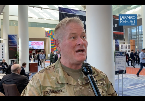 US Army's Cummings on Ground Combat Systems, Futures Command Partnership, OMFV