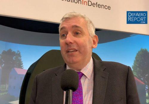 Inzpire's Griffiths on New Simulator, Changing Flight Training, QinetiQ Investment