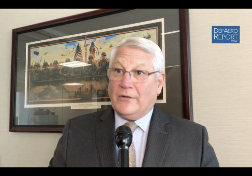 AUSA's Ham on What to Expect at 2019 Conference & Tradeshow