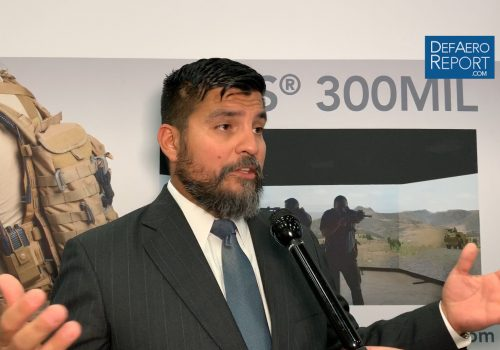 Meggitt's Perez on Firearm Training Systems, 'One World' Simulation Environment