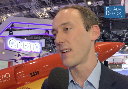 QinetiQ's Sewart on Working with MoD to Drive Innovation, Open Standards, Investment, Advantage
