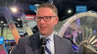 Pratt & Whitney's Johnson on Program to Re-engine USAF B-52 Bombers with PW815 Powerplant