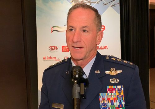 USAF's Goldfein on Interoperability, Air Power, Multi-Domain Operations