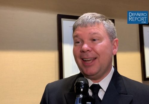 US Navy's Ishee on Continuing Resolution Impact on Subs, Shipyards, Unmanned Undersea Vehicles