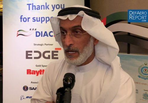 UAE's Khaled on Deterring Iran, Precision Warfare, Information & Interoperability