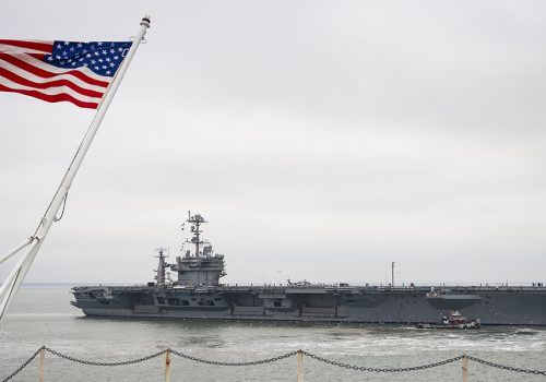 Carrier Truman Enters 6th Fleet – Lincoln Deployment now at 247 days
