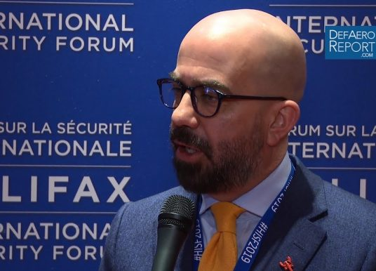 Halifax Forum's Van Praagh on Key 2019 Takeaways, Democracy & New China Strategy Initiative