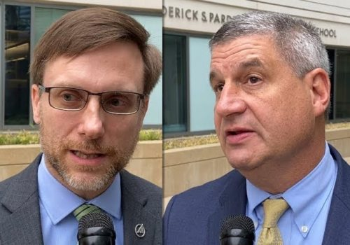 Aerospace's Morin, MITRE's LaPlante on Getting Space Force Right