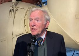 Undersea Explorer Walsh on 60th Anniversary of First Dive to Ocean's Deepest Point