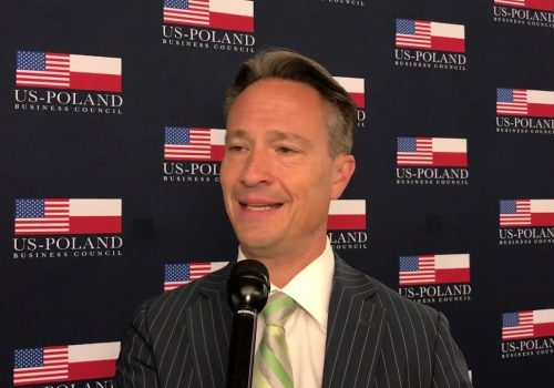US-Poland Business Council's Stewart on Key Strategic Relationship