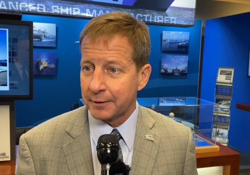 Austal's Ryder on Frigate Program, Unmanned and Manned Programs