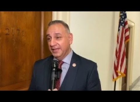 HASC's Cisneros on 2021 Navy Budget Request, Balancing Defense-Social Spending
