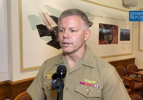 NAWC TSD's Hill on the Future of Military Training & Simulation