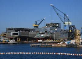 Geurts Shoring Up US Navy's Industrial Base