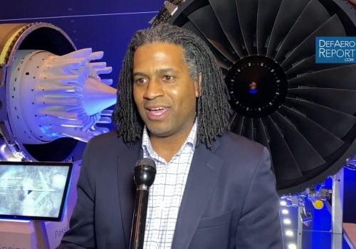GE's Warren on B-52 Re-Engine Proposals; Attracting A New Generation to Engineering