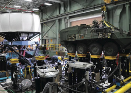 Technology Report: US Army's Theisen on Battlefield Autonomy