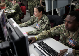 Cyber Report: How Cyber Differs from Other Warfighting Domains