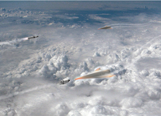 DEFAERO Report Daily Podcast [Sep 24, 2020]–Primer on Hypersonic Weapons
