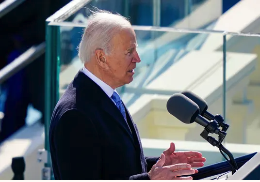Defense & Aerospace Daily Podcast [Jan 20, 21] Biden's Day One & Beyond