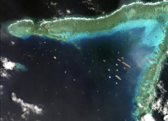 DEFAERO Report Daily Podcast [April 06, 2020] Latest on Whitsun Reef w/ CSIS' Greg Poling