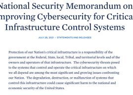 Northrop Grumman Cyber Report: [Jul 28, 21] Admiral Mike Rogers on Latest Biden Directive & Rapidly Changing Ecosystem
