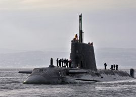 US-UK-Australia Deal is as Much About Speed as Subs