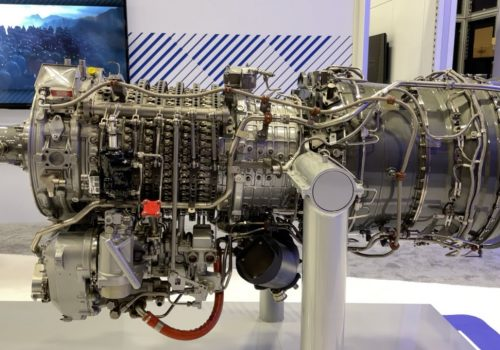 Rolls-Royce's AE1107F Engine for Bell's V-280 Valor Tiltrotor